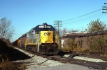 CSX 8420--New Paint